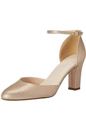 Touch Ups Amanda Damen-Sandalen mit Absatz, Gold (champagnerfarben)