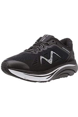 Mbt Damen Schuhe - Damen Gtc 2000 Lace Up W-Black Leichtathletik-Schuh