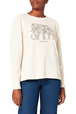 Springfield Damen Sudadera Think Positive Sweatshirt