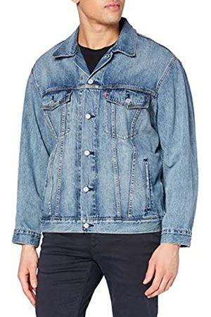 Levi's Big And Tall Mens Big Denim Jacket