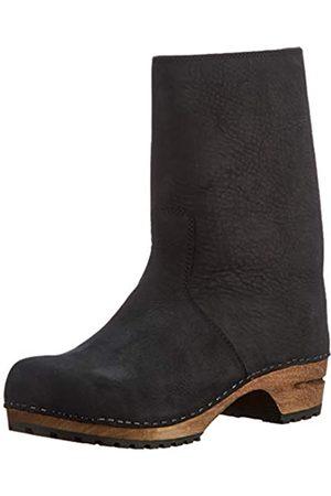 Sanita Damen Clogs & Pantoletten - Damen Risotto Clog Halblange Stiefel