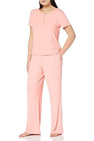 IRIS & LILLY AMZ21SSPJ02 Zweiteiliger Schlafanzug