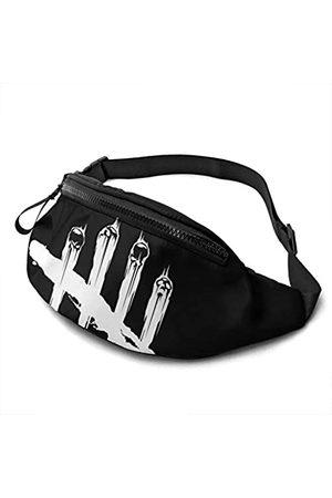 NDZHZEO Daylight Bauchtasche mit verstellbarem Gurt und Kopfhöreranschluss, Hüfttasche für Damen und Herren, Outdoor, Sport, Wandern, Laufen