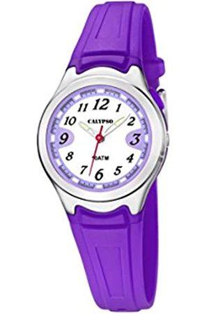 Calypso Damen Uhren - Watches Damen-Armbanduhr XS K6067 Analog Quarz Plastik K6067/2
