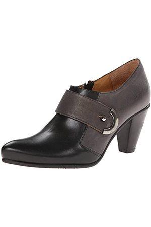 Fidji Damen Stiefel - Damen Pumpe L865, (Calf Black/Grey)