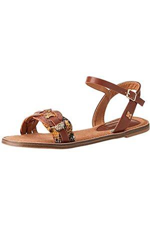 Maria Mare Damen Sandalen - Damen 68150 Sandale, Brush Avellana/Lilo Teja
