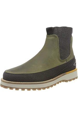 Camel Active Herren Chelsea Boots - Herren Pilgrim Chelsea-Stiefel