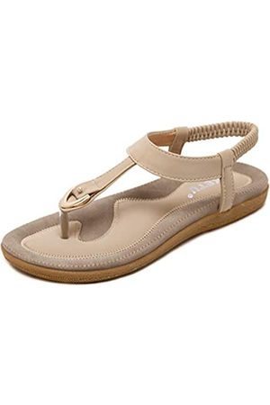 Dear Time Damen Halbschuhe - Damen-Brogue-Schuhe mit Blockabsatz und Flügelspitzen, Oxfords