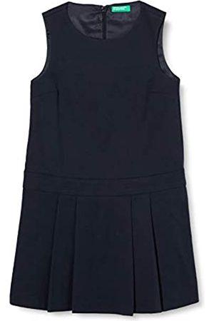 Benetton (Z6ERJ Mädchen Vestito Kleid