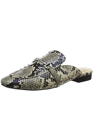 Aldo Damen VERGEMOLI Pantoffeln, Mehrfarbig (Snake 30)