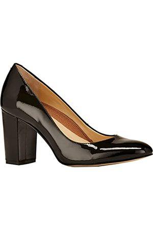 Walking Cradles Damen Pumps - Damen Matisse Pump, (schwarzer lack)