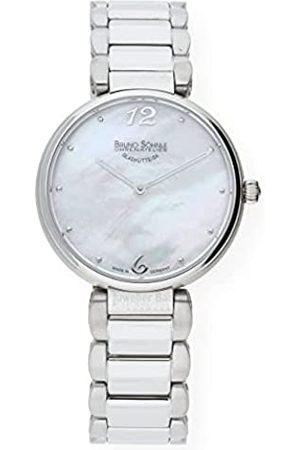 Soehnle Damen Uhren - BrunoSöhnleDamenAnalogQuarzUhrmitEdelstahlArmband17-13185-950