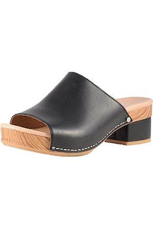 Dansko Womens Maci Sandals, Black