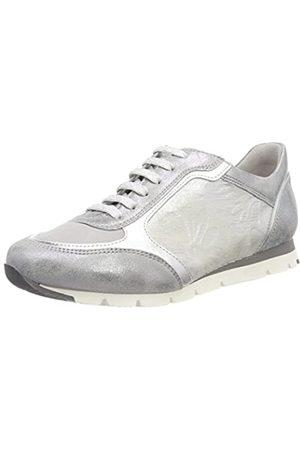 Semler Damen Schuhe - Damen Rosa Sneaker, (Grigio- )