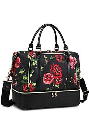 CAMTOP Damen-Reisetasche für Wochenendausflüge, Reisetasche, Handgepäcktasche für Laptops mit 15,6 Zoll (39