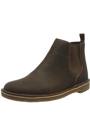 Clarks Herren Chelsea Boots - Herren Desert Boot Bushacre 3 Chelsea-Stiefel