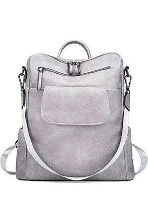CLUCI Damen Rucksäcke - Rucksack für Damen, modisch, Leder, Designer-Reise, groß
