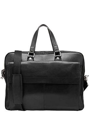 RO-EL Reisetasche aus Leder, erweiterbar