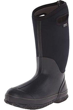 Bogs Damen Schneestiefel mit hohem Griff, breite Wade, wasserdicht, isoliert, für Regen und Winter