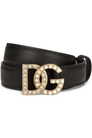 Dolce & Gabbana Gürtel mit Nieten