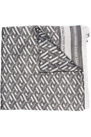 VERSACE Schal aus Seidengemisch