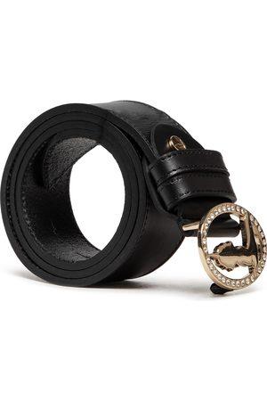 Trussardi Damen Gürtel - Pre Belt H4Cm Ovale Swarovski Smooth 75L00141 K299