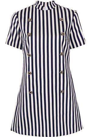 Macgraw Damen Freizeitkleider - Gestreiftes Minikleid
