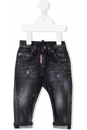 Dsquared2 Skinny - Skinny-Jeans im Distressed-Look
