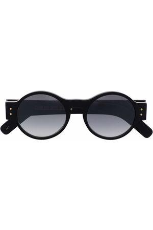 CUTLER & GROSS Damen Sonnenbrillen - Sonnenbrille mit rundem Gestell