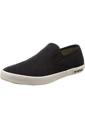 SEAVEES Damen Sneakers - Women's Baja Slip On Fashion Sneaker, Black
