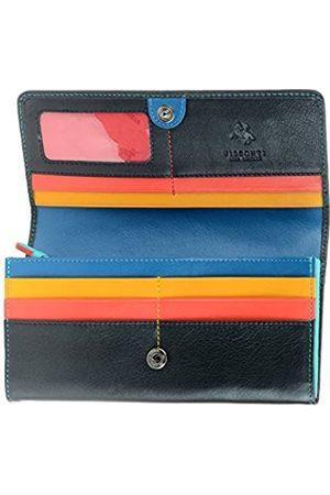 Visconti CHL72 Damen-Geldbörse, RFID-blockierendes Leder, dreifach gefaltet
