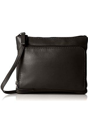 Visconti Schultertasche Handtasche Leder Messenger Bag für Damen - 01684