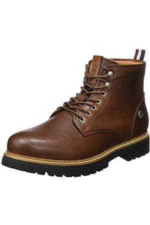 Tommy Jeans Herren Schuhe - Herren L2385OUIS 1A Chukka Boots, (Coffee Bean)