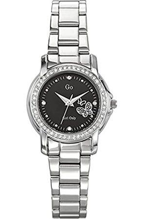 GO Girl Only Damen-Armbanduhr Analog Edelstahl 694117