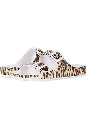 Mia Damensandalen Jasmin, (leopardenmuster)