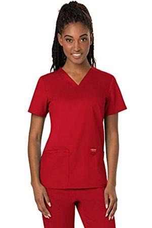 CHEROKEE Workwear Damen Top Revolution V-Neck Scrub Top - - X-Klein