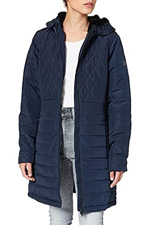 Regatta Damen Parmenia Insulated Quilted Lined Jacket With Fold Down Hood Jacke