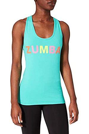 Zumba Fitness Zumba Dance Fitness Atmungsaktive Tank Workout Racerback Sportkleidung Damen Tanktops