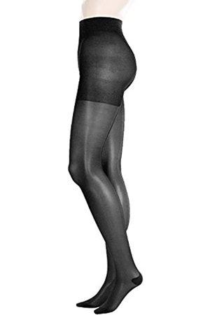 Glamory Damen Strumpfhose mit Naht Amore 20 DEN