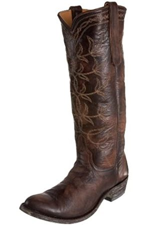 Old Gringo Damen Tall Polo Stiefel, (Brush Off Brown)