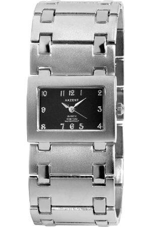 Akzent Damen-Uhren mit Metallband SS7122100054