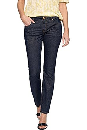 ATT Damen Slim Fit Jeans In Glitzeroptik Belinda Basic Belinda