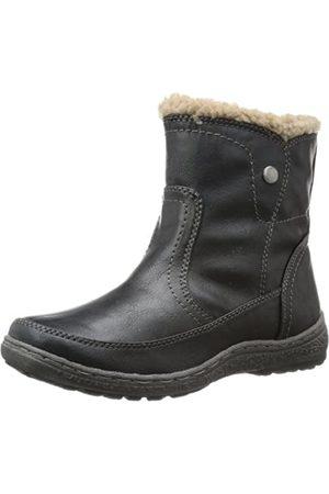 Soft Line Darling-B 8-8-26460-21 001 8-8-26460-21, Damen Stiefel, (Black 001)
