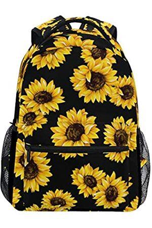 alaza Großer Rucksack mitn-Druck, für Laptop, iPad, Tablet, Reisen, Schule