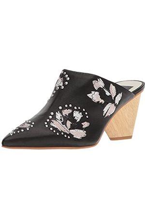 Dolce Vita Women's Asia Mule, Black Leather