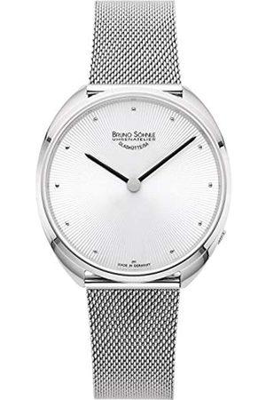 Soehnle Bruno Söhnle Damen Analog Quarz Uhr mit Edelstahl Armband 17-13211-250