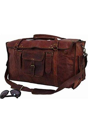 TOM&CLOVERS BAGS Tom & Clovers Bags Herren-Reisetasche, Retro-Stil