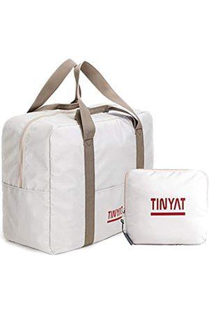 TINYAT Sport-Gymnastiktasche, verstaubare Reisetasche, wasserdicht, leicht, Reisegepäck