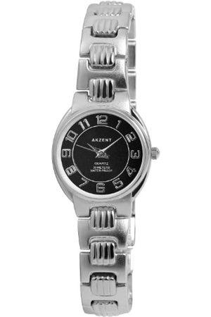 Akzent Damen-Uhren mit Metallband SS7121000065