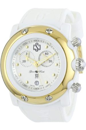 Glam Rock Damen Uhren - GlamRockGR62108Damen-ArmbanduhrWeiß